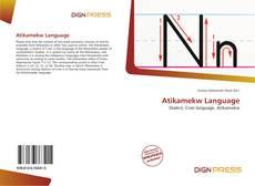 Couverture de Atikamekw Language