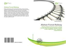 Bookcover of Alishan Forest Railway