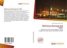 Malicious Damage Act 1861的封面