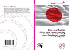 Portada del libro de Empress Michiko