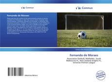 Capa do livro de Fernando de Moraes