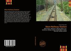 Capa do livro de Dean Railway Station