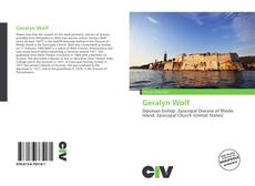 Capa do livro de Geralyn Wolf