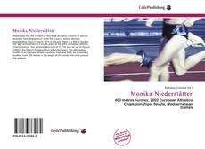 Capa do livro de Monika Niederstätter