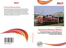 Bookcover of Dockyard Railway Station