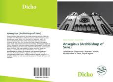 Ansegisus (Archbishop of Sens)的封面