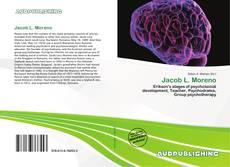 Bookcover of Jacob L. Moreno
