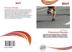 Bookcover of Francesco Panetta
