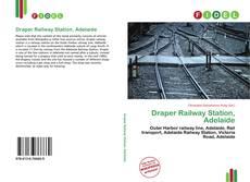 Обложка Draper Railway Station, Adelaide