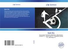 Capa do livro de Kyle Nix