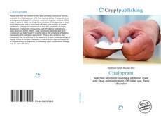 Bookcover of Citalopram