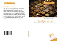 Bookcover of Domitian of Huy