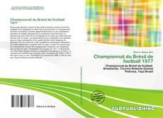 Championnat du Brésil de football 1977的封面