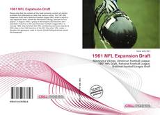 Portada del libro de 1961 NFL Expansion Draft