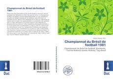 Championnat du Brésil de football 1981的封面