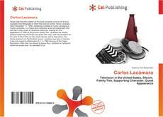 Carlos Lacámara kitap kapağı