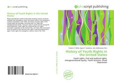 Bookcover of History of Youth Rights in the United States