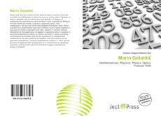 Bookcover of Marin Getaldić
