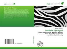 Capa do livro de Lambda 10 Project