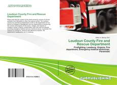 Loudoun County Fire and Rescue Department kitap kapağı
