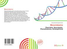 Bookcover of Mesoridazine