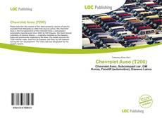 Copertina di Chevrolet Aveo (T200)