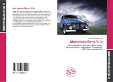 Couverture de Mercedes-Benz Vito