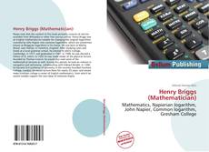 Bookcover of Henry Briggs (Mathematician)