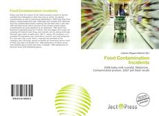 Portada del libro de Food Contamination Incidents