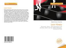 Capa do livro de Levi Kreis