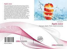 Portada del libro de Apple Juice