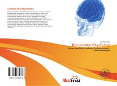 Borítókép a  Democratic Psychiatry - hoz
