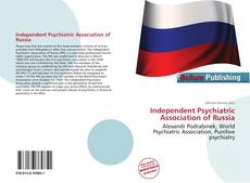 Bookcover of Independent Psychiatric Association of Russia
