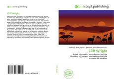 Bookcover of Cliff Wright