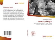 Bookcover of Leontius of Fréjus
