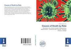 Bookcover of Causes of Death by Rate