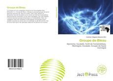 Bookcover of Groupe de Bleau