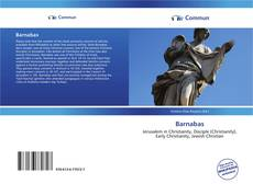Bookcover of Barnabas