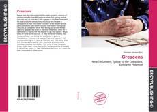 Bookcover of Crescens