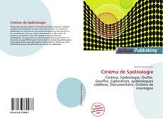 Couverture de Cinéma de Spéléologie