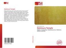 Bookcover of Hatimura Temple