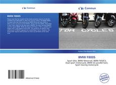 Bookcover of BMW F800S