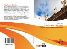 Bookcover of Apollinaris Claudius