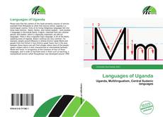 Bookcover of Languages of Uganda
