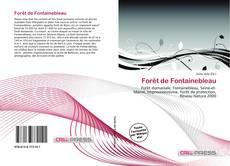 Bookcover of Forêt de Fontainebleau