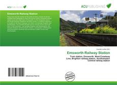 Portada del libro de Emsworth Railway Station