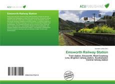 Обложка Emsworth Railway Station