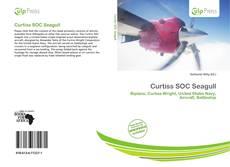 Portada del libro de Curtiss SOC Seagull