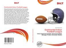 Borítókép a  Continental Indoor Football League - hoz