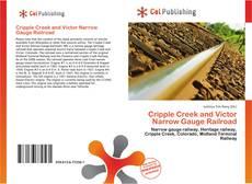 Обложка Cripple Creek and Victor Narrow Gauge Railroad